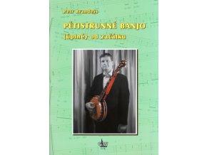 Brandejs - Škola hry na pětistrunné banjo (úplně) od začátku + DVD
