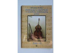 Macek, Fiala - Kontrabas a baskytara v country, bluegrassu a jazzu