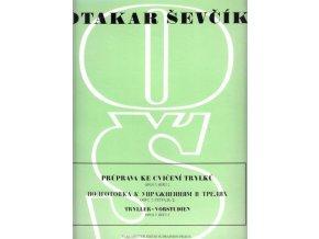 Ševčík - Průprava ke cvičení trylků op. 7, sešit 2