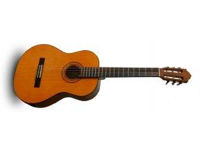 ASHTON CG80NT klasická kytara vel. 4/4 + škola hry