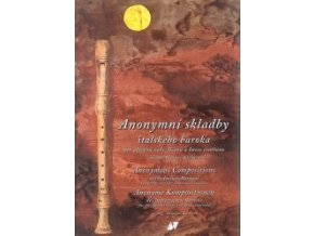 Klement - Anonymní skladby italského baroka pro altovou flétnu