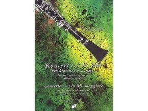 Kněžek - Koncert č.3 Es dur pro klarinet + orchestr