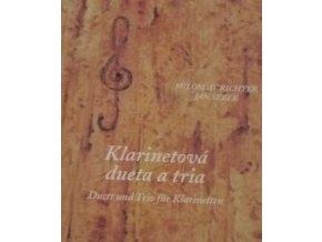 Richter, Šebek - Klarinetová dueta a tria