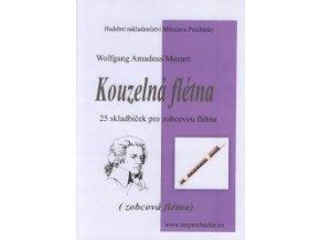 Mozart - Kouzelná flétna - sólový part