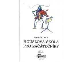 Gola - Houslová škola pro začátečníky 1