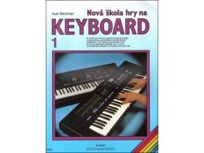 3200037 Benthien Axel Nová škola hry na keyboard 1