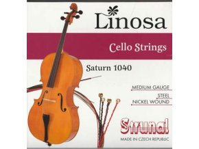 LINOSA SATURN 1040 CELLO - G