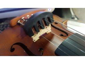 2300032 dusítko tlumítko sordina na housle hřeben guma