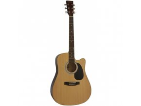 MADISON  MG6200CE el.-akustická kytara