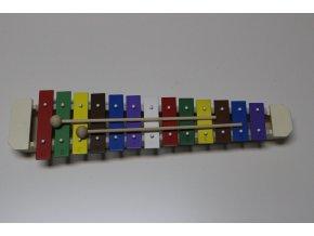 ZVONKOHRA ZS GW 13 sopránová, barevné kameny