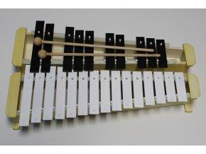 ZVONKOHRA ZA GW 15+10 altová chromatická