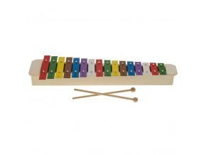 ZVONKOHRA ZS GW 16 sopránová, barevné kameny
