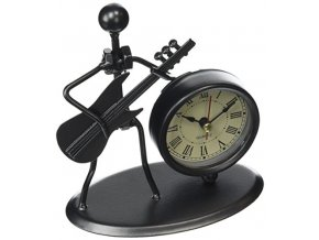 Gewa 980706 Guitar Sculpture with Clock 103251179
