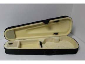 houslový kufr pevný lehčený na celé housle (1)