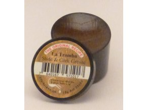 La Tromba Slide Cork Grease 15g open.w1024