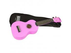 MR1 PK 1růžové ukulele