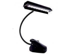 1100016 llp 028 pecka lampička na notový stojan