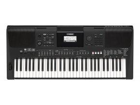 YAMAHA PSR E463 klávesy o 0001
