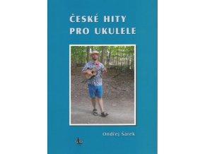 3200841 české hity pro ukulele + dvd ondřej šárek