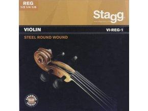2100016 STAGG houslové struny pro 1 2 1 4 1 8 malé menzury