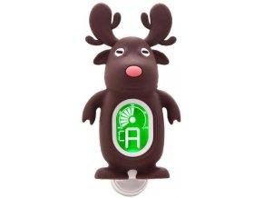 1400183 klipová ladička sob hnědý swiff reindeer brown