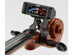 1400102 KORG ladička pro housle a violu speciální úchyt 2