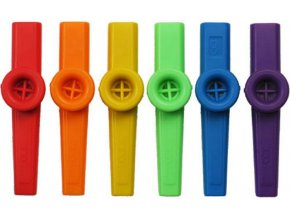 2400133 stagg colored kazoo plastic 2