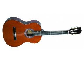 2500045 LUCIDA 5207 klasická kytara kovové struny velikost 4 4