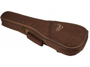 2000034 obal na sopránové ukulele hnědý kahua soprano ukulele gig bag 2