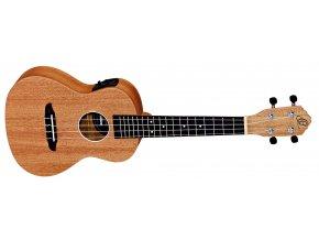 2500055 ORTEGA elektro akustické koncertní ukulele ortega rfu11se