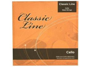 2100509 GEWA Classic Line sada strun pro cello 4 4