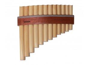 2400272 GEWA panova flétna 12 rour vyrobeno v Itálii