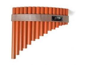 2400043 panova flétna plast Power Beat 15rour