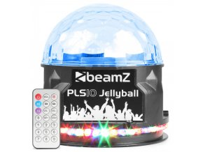 1100001 BeamZ PLS10 LED efekt s reproduktorem s MP3 BT skvělé na domácí párty