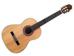 2500109 klasická kytara pecka cgps 163 nt přední deska masiv