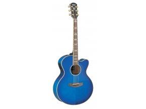 yamaha cpx1000 modrá