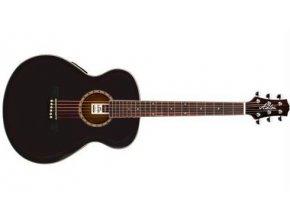 černá akustická kytara ashton sl29 bk 2