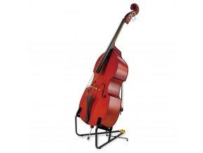 stojan na basu kontrabas HERCULES DS590B double bass