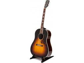 gs200b 1 Hercules cestovní stojan na kytaru lehce složitelný do obalu a