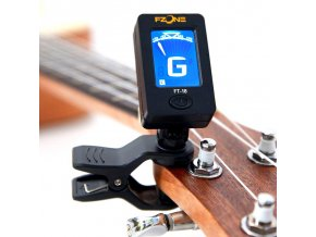 1400175 ladicka klipova fzone ft 18 ukulele c d ladění housle kytara basa chromatika 1