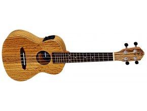 2500055 ortega rfu11ze koncertní ukulele elektro akustické obal zdarma