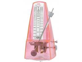 1400168 fzone fm 310 metronom růžový mechanický se zvonkem