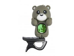 swiff ladička medvídek hnědý kai bear šedý