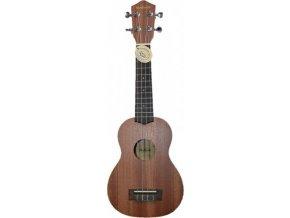 MADISON sopránové mahagonové ukulele obal zdarma