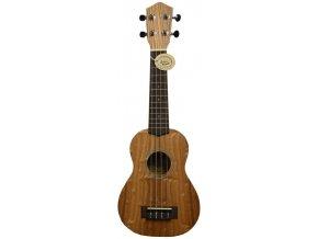 Madison UK22S sopránové ukulele mahagon obal zdarma
