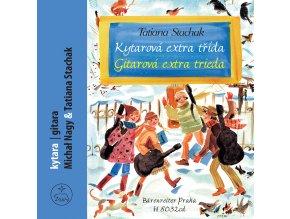 Stachak Tatiana Kytarová extra třída cd nosič