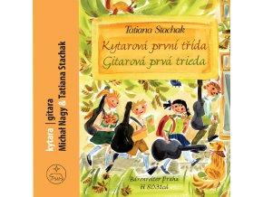 Stachak Tatiana Kytarová první třída + CD
