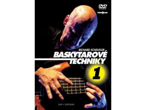 Scheufler Richard Baskytarové techniky 1 (DVD)