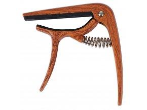 kapodastr imitace dřeva klasická kytara