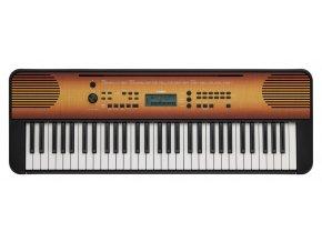 keyboard yamaha psr e360 dynamická klávesnice